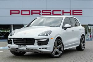 2018 Porsche Cayenne GTS|Premium Package Plus|Sport Chrono Packa