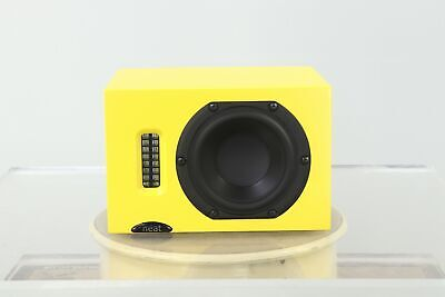 NEAT Iota Zinc Yellow Loudspeakers