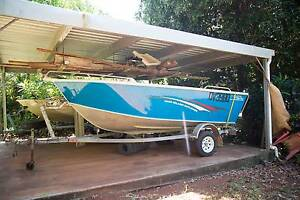 Alloy Plate Boat Innisfail Cassowary Coast Preview