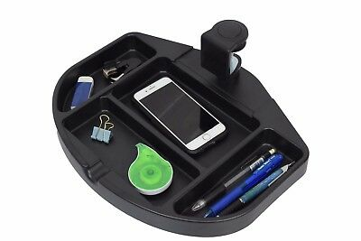 Mobotron Under-desk Mouse Clamp Pad Office Stationery Organizer