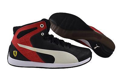 Puma evo Speed 1.4 SF Mid 10 black mystic blue Schuhe Sneaker schwarz 305556 02 Evo Mid Sneaker