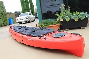 KAYAK. ALMOST NEW. INCLUDES ACCESSORIES. MOUNT GAMBIER Mount Gambier Grant Area Preview