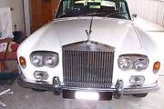 1974 Rolls-Royce Silver Sedan The Entrance Wyong Area Preview