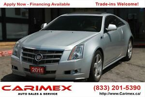 2011 Cadillac CTS Performance Collection NAVI | Sunroof | Lea...