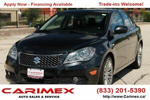 2013 Suzuki Kizashi SX NAVI | AWD | Sunroof | Leather | CERTI...