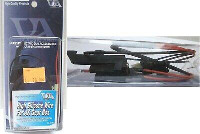 NIP CA High Silicone Wire For AK Gear Box /Airsoft Electric Gun Accessories Ca High Silicone Wire