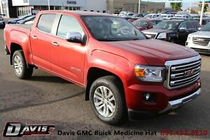 2016 GMC Canyon SLT Sliding rear window! Heated front seats!