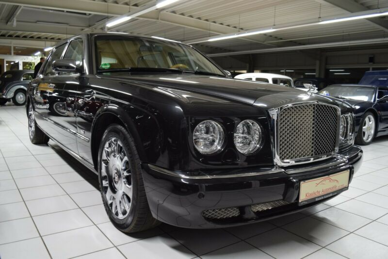 Bentley Arnage Lang/UPE 364tEUR/Bentley SH/Einzigartig