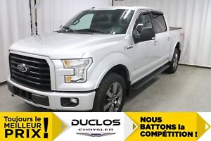 2016 Ford F-150 XLT FX4*ECO BOOST*SUPER CREW*4X4*