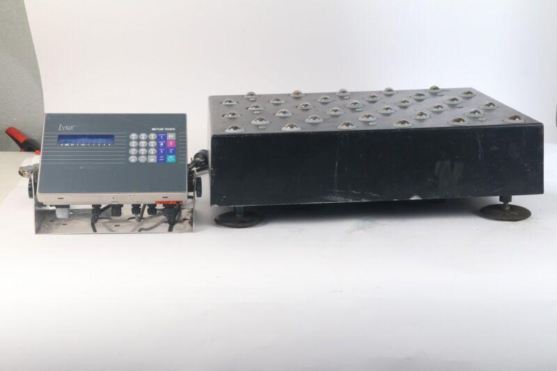 Mettler Toledo UB100P Scale and Mettler Toledo Lynx Controller