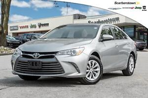 2017 Toyota Camry LE+BACKUP-CAMERA