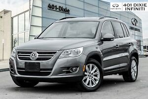 2010 Volkswagen Tiguan Navi! Backup Cam ! Heated Seats !