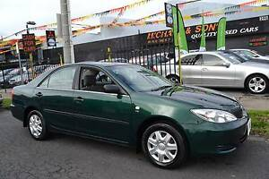 2003 TOYOTA CAMRY ALTISE  V6 3.0LT AUTO DRIVEAWAY ONLY Coburg Moreland Area Preview
