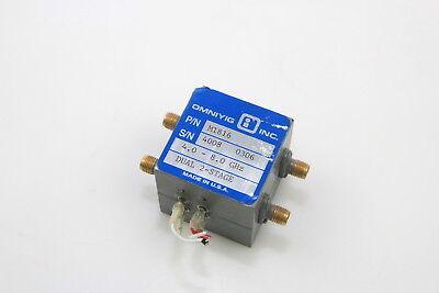 Omniyig Yig Oscillator 4.0-8.0ghz M1816