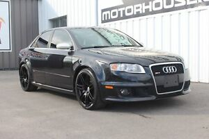 2007 Audi RS 4 4.2L 4.2L V8 | MOONROOF | HEATED SEATS | CLIMA...