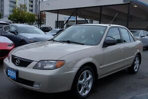 2001 Mazda Protege ES ES - LOW KMS, SERVICED HERE