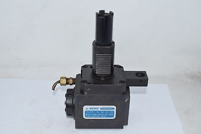Benz Radial Tool Holder 114fax10449e6al-z Collet Chuck System For Haas Cnc