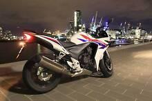 2013 Honda CBR500r ABS Melbourne Region Preview