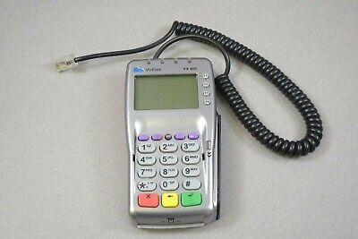 Verifone Vx 805 Ctls Pin Pad Card Swipe Chip Card Reader