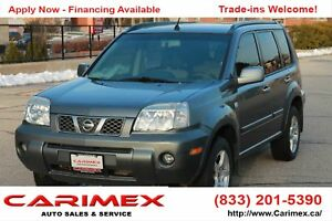 2006 Nissan X-Trail Bonavista Edition 4x4 | Sunroof | Heated...