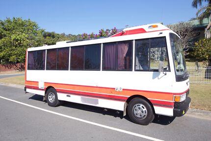 Hino Rainbow 145 Motorhome