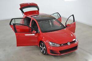 2015 Volkswagen GTI 2.0T Autobahn Toit Ouvrant*Fender* DSG