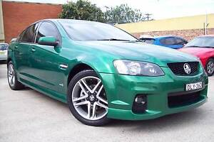 2011 HOLDEN COMMDORE SV6 VE 11 SEDAN 3.6 LTR SIDI POISON IVY A GR Windsor Hawkesbury Area Preview