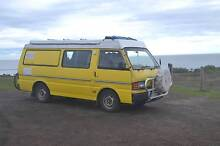 Poptop Campervan - Mazda E2200 Diesel Manual - WA Rego Bondi Beach Eastern Suburbs Preview