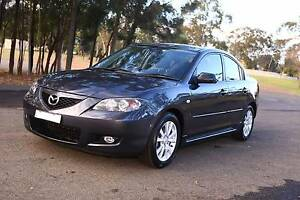 2006 Mazda Mazda3 Sedan St Clair Penrith Area Preview