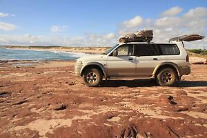 1999 Mitsubishi Challenger Wagon Cairns North Cairns City Preview