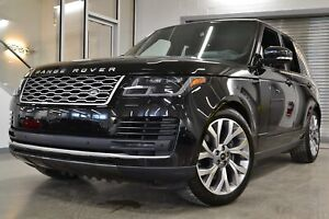 2018 Land Rover Range Rover 5.0L V8 Supercharged *2 ECRANS, SYST