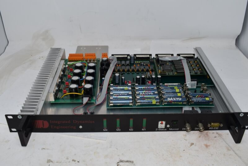 IDE Integrated Dynamics Engineering IDEPA V2.2 Controller Module