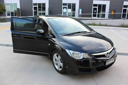 2008 Honda Civic Sedan Queanbeyan Queanbeyan Area Preview