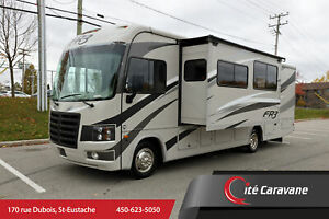 2015 Forest River FR3 30DS Classe A 30 pieds 2 extensions