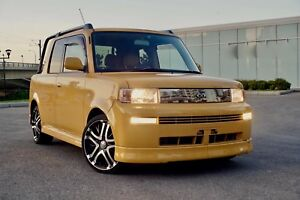 Toyota bB Open Deck LIMITED EDITION (Scion Xb)