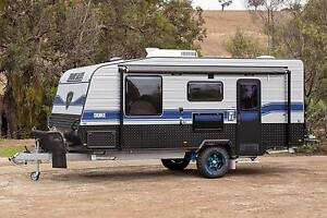 "New Caravan - Grand Salute Duke - 18'10"" Semi Off Road Somerton Hume Area Preview"