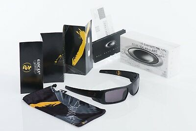 Oakley Gascan Sandro Dias Matte Black with Warm Grey 24-056 Serial V000487 for sale  Shipping to India