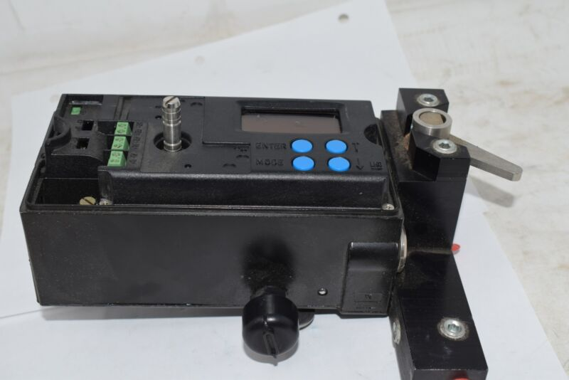 ABB TZID-C 18345-2020421001 Electro Pneumatic Positioner Double Acting 1.4-6 bar