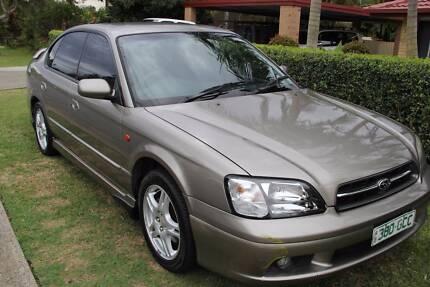 2001 Subaru Liberty Sedan RX AWD Rochedale South Brisbane South East Preview