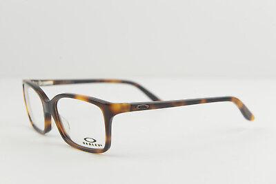 Oakley Intention Prescription Tortoise Brown Eye Glasses OX1130-0252 (Oakley Womens Prescription Glasses)