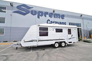 2005 Supreme Spirit 19' Caravan Craigieburn Hume Area Preview