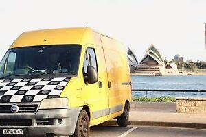 2003 Fiat Other Van/Minivan Crows Nest North Sydney Area Preview
