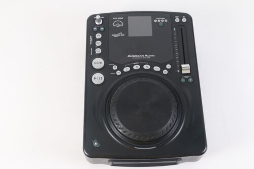 American Audio CDI300 Professional CD Player DJ Mixer