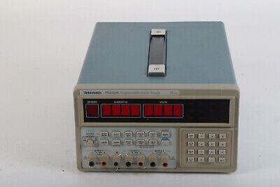 Tektronix Ps2520g Triple Output Programmable Dc Power Supply Digital Display
