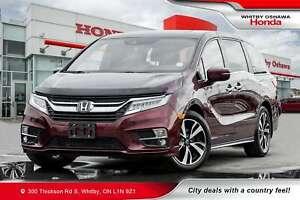 2019 Honda Odyssey Touring | CabinTalk & CabinWatch, Power Moonr