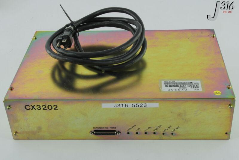 5523 HITACHI KOKUSAI ELECTRIC FURNACE GAS CONTROLLER CX3202