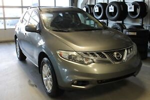 2014 Nissan Murano Cloth | Remote Keyless Entry | CD Player | Cr