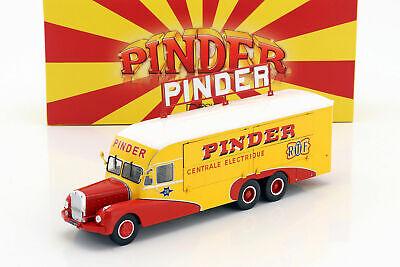 Camión Bernard 28 Central Eléctrica Circo Pinder A 1/43 Direkt Collections
