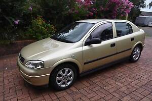 2005 Holden Astra Hatchback St Ives Chase Ku-ring-gai Area Preview