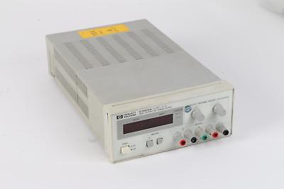 As Is Hp Agilent E3620a 0-25v Dual Output Power Supply - See Description